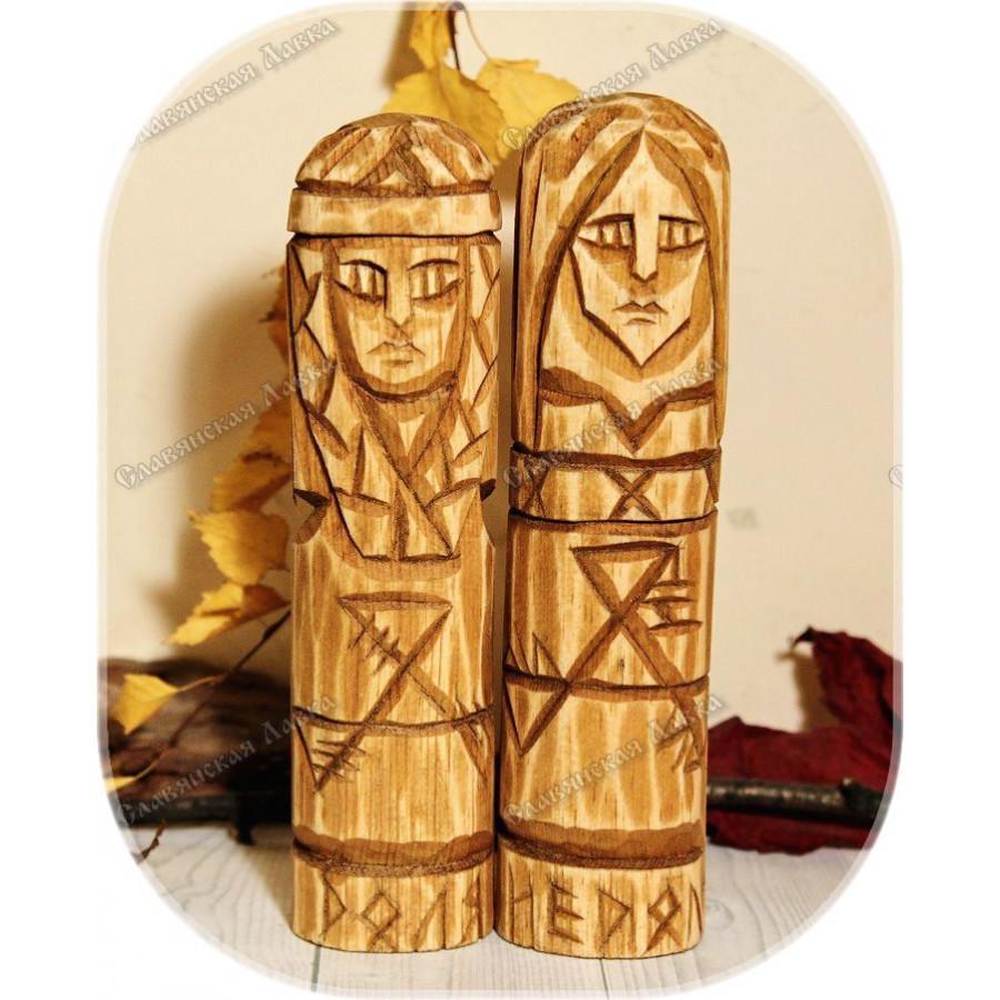 Кумиры «Доля и Недоля»