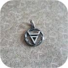 Кулон из серебра «Велес» малый