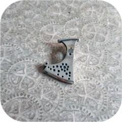 Кулон из серебра «Боевая Секира» малый