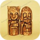 Деревянные солдатики