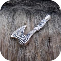 Кулон из серебра «Охотничий Топор»