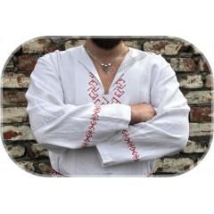 Славянская рубаха «Агни» (остаток, размер 50-52)