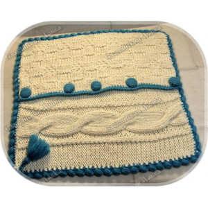 Наволочка для подушки с символом «Звезда Руси»