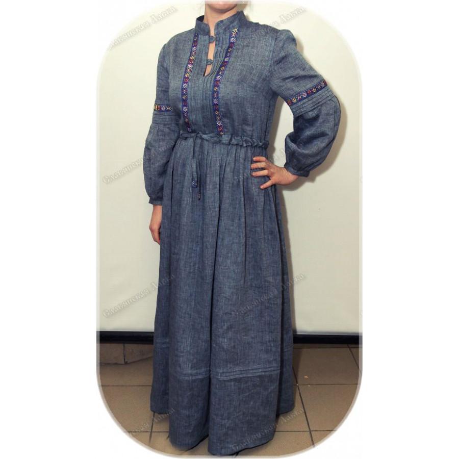 Платье народное «Русский Север»