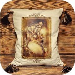 Подушка с кедровыми опилками «Лада» (большая)