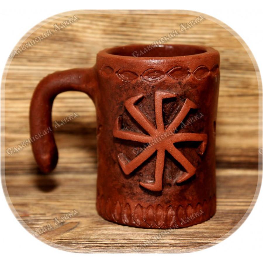 Кружка с символом «Коловрат»
