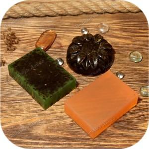 Подарочный мыльный набор (3 мыла)