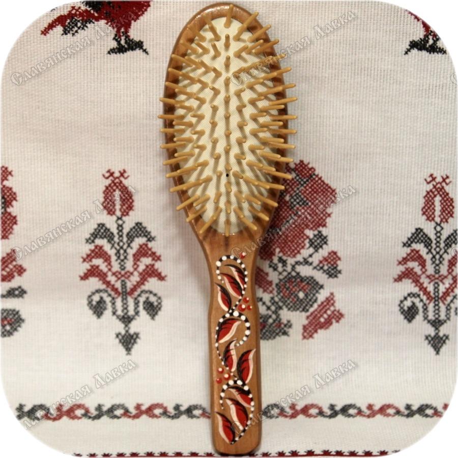Этническая расчёска «Макошь»