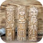 Средний триглав «Великая семья Асов»