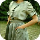 Платье женское «Лесная Дева»