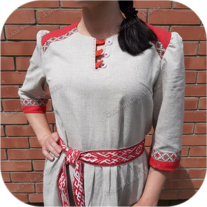 Платье женское «Красна Девица»