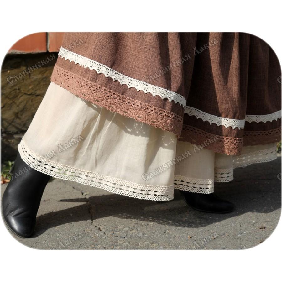 Женская юбка «Праздничная»