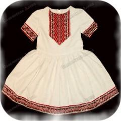 Платье девичье детское «Нарядное»
