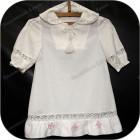 Платье девичье детское «Облачко»