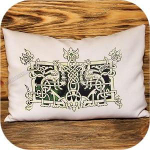 Подушка «Кельтская»
