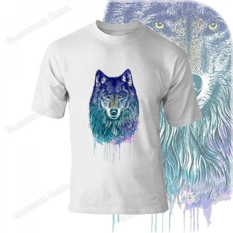 Футболка «Волк» (вариант 2)