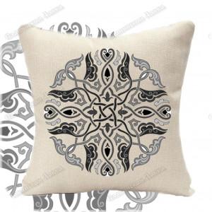 Подушка «Растительный Узор»