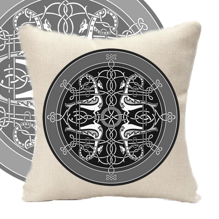 Подушка «Загадочный Узор»