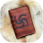 Обложка на паспорт с символом «Род»