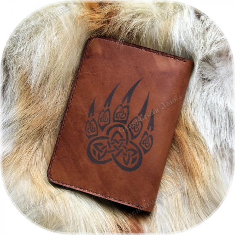 Обложка на паспорт «Велес»