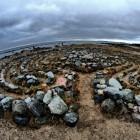 Солнечные каменные лабиринты