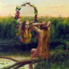 Роль зеркала в Родной вере