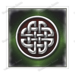 Скандинавская наклейка «Сканди»