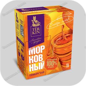 Чайный напиток «Тёркин Морковный»