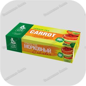 Чайный напиток «Тёркин Морковный» с яблоком