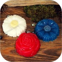 Набор мыла «Цветочная поляна»