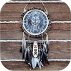 Авторский ловец снов «Волк»