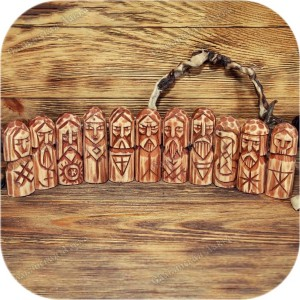 Карманный пантеон тёмных богов «Дети Нави»