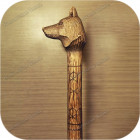 Посох «Волк»