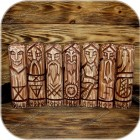 Средний красный круг тёмных богов «Дети Нави»