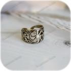 Перстень «Коловрат» (латунь/серебро)