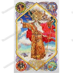 Картина на холсте «Сварог»