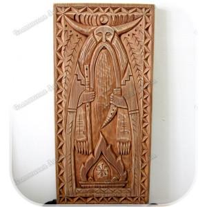 Панно «Бог Велес»