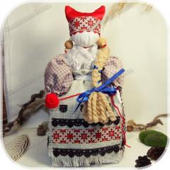 Обережная кукла «Макошь»