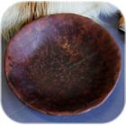 Керамическая тарелка «Наследие»