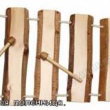 Славянский музыкальный инструмент Дрова