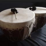 Славянский музыкальный инструмент Накры