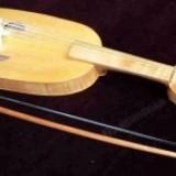 Славянский музыкальный инструмент Скрипка