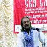 Сундаков В. В. на фестивале Сва-Слава