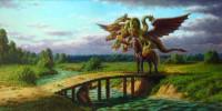 Роль моста в славянской родной вере
