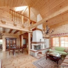 Декорирование дома. Деревянный стиль