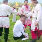 Славянский обряд имянаречения