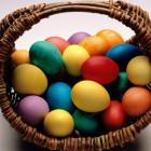 Игры с крашеными яйцами