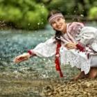 В чём заключается красота славянской девушки?