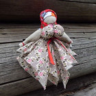 Кукла-оберег «Кормилица»