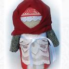 Кукла-оберег «Крупеничка»